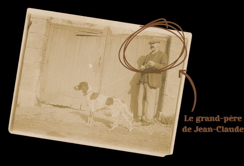 Aubert Sarl Vouvray Grand père