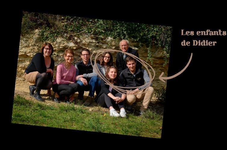 Aubert Sarl Vouvray Famille